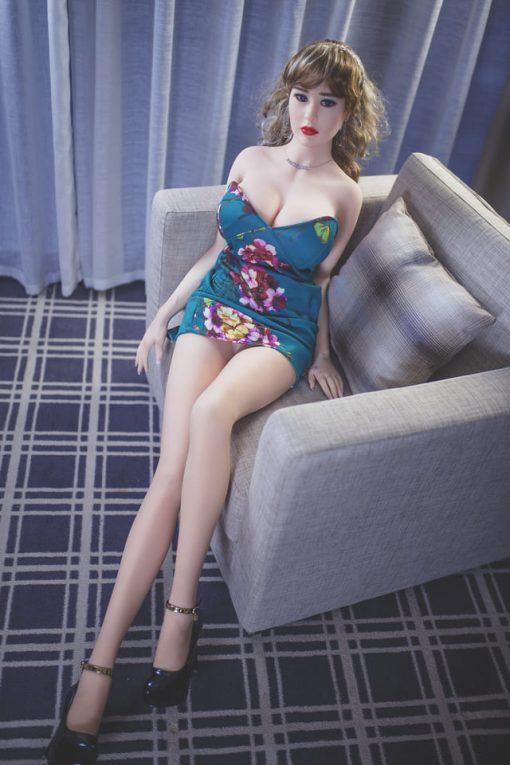 Pauline Sexpuppe - Sexpuppen von Villabagio - Real Sex Dolls