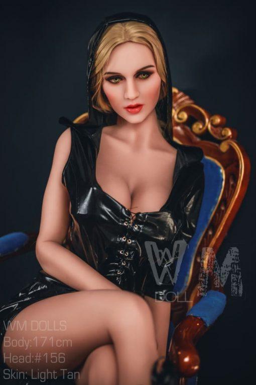 Salma Real Doll - Sexpuppen von Villabagio - Real Sex Dolls