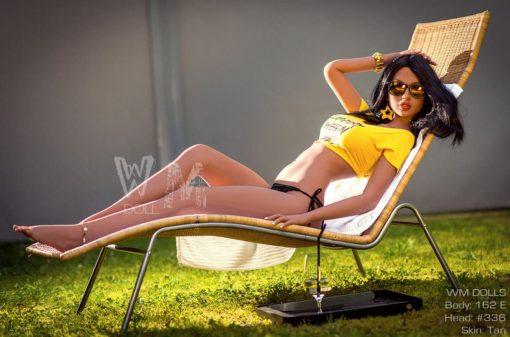Aubrey Sexpuppe - Sexpuppen von Villabagio - Real Sex Dolls