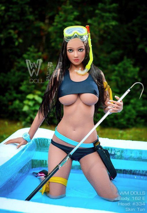 Dina Sexpuppe - Sexpuppen von Villabagio - Real Sex Dolls