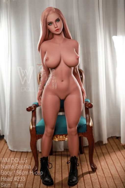 Brooklyn - Sexpuppen von Villabagio - Real Sex Dolls