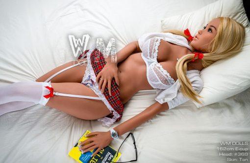 Crissy Sexpuppe - Sexpuppen von Villabagio - Real Sex Dolls