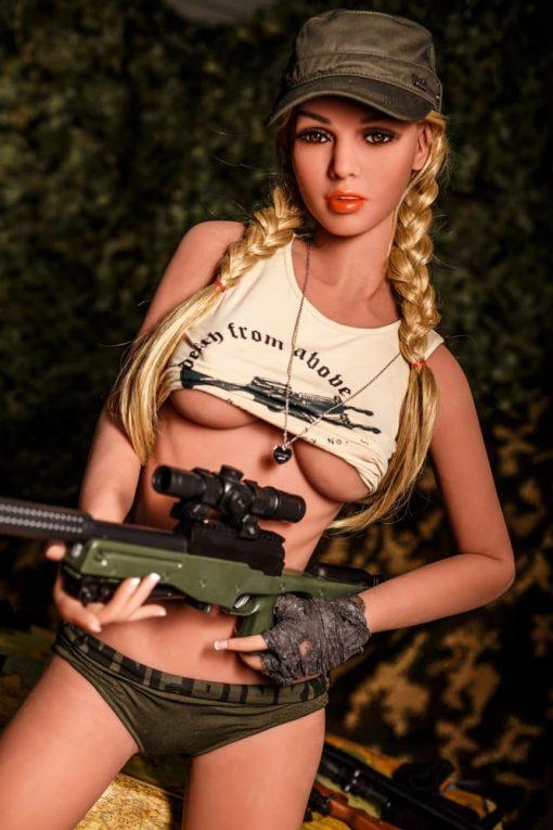 Nikki Real Doll - Sexpuppen von Villabagio - Real Sex Dolls